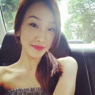 Singapore Constance Lau at FollowMeMaybe.com